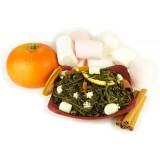 Thé vert Marshmallow Orange Cannelle