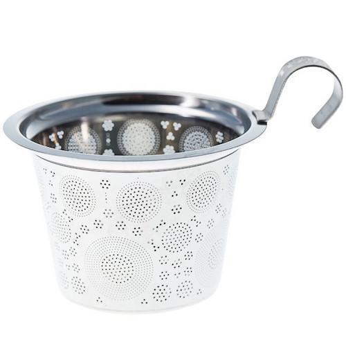 Filtre à thé en acier inoxydable