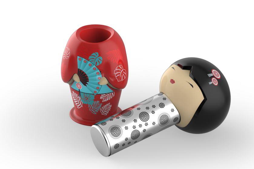 Teafan - filtre à thé geisha