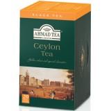 Thé noir Earl Grey - Ahmad Tea - 20 sachets