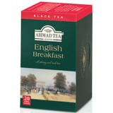 Thé noir english breakfast - Ahmad Tea - 20 sachets