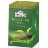 Thé vert de Chine - Ahmad Tea - 20 sachets