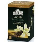 Thé noir vanille - Ahmad Tea - 20 sachets