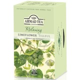 Tilleul en sachets - Ahmad Tea