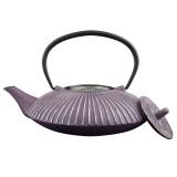 Théière en fonte violette 1,2 Litre