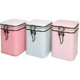 Trio de boîtes à thé Belle - 150 gr