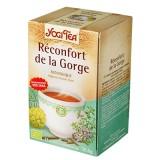 Réconfort de la gorge- Yogi Tea BIO