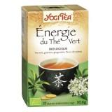 Energie du Thé vert - Yogi Tea BIO