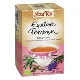 Equilibre Féminin BIO - Yogi Tea