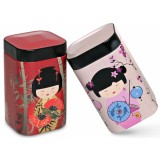 "Duo de mini boîtes ""Little Geisha"" - 25g"
