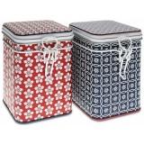Duo de boîtes à thé Scandic 150 gr