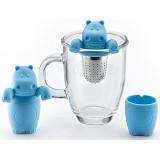 Boule à thé Hippopotame