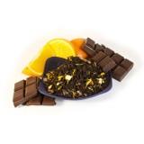 Thé chocolat orange