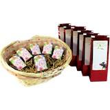 Panier de thés aux fruits rouges