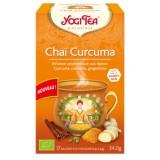 Chaï Curcuma - Yogi Tea BIO