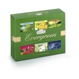 Assortiment de 6 thés verts Ahmad Tea