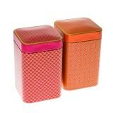 Duo de boîtes Tangerine - 100 g