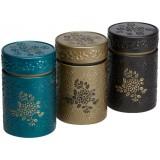 Trio de boîtes à thé Yumiko - 150 gr