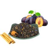 Thé noir prune cannelle