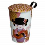 Mug Geisha Rose