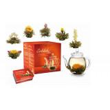 Coffret cadeau Fleurs de thé