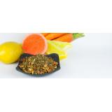 Rooibos vert Carotte Orange