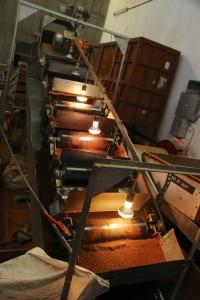 Défibrage par un procédé électrostatique