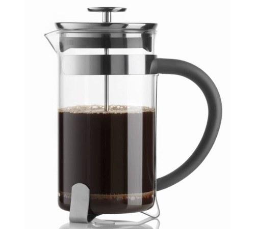 Cafeti re piston qui en est vraiment l inventeur au paradis du th - Cafetiere qui moud le grain ...