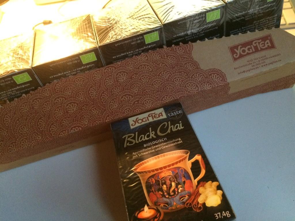 yogi tea package