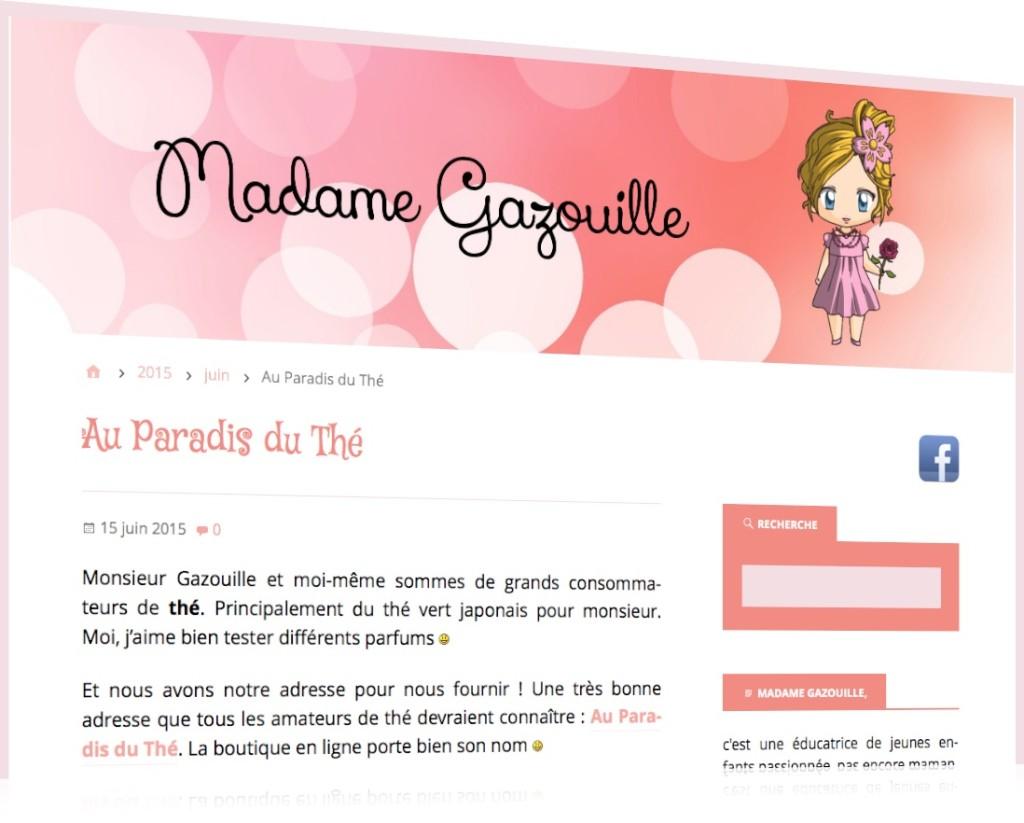 mademoiselle gazouille