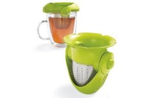 filtre à thé vert