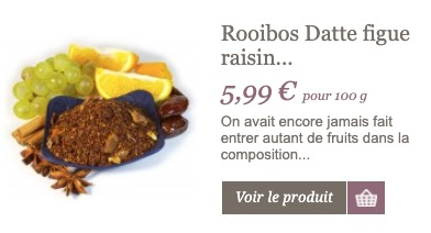 rooibos datte figue