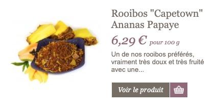 rooibos papaye