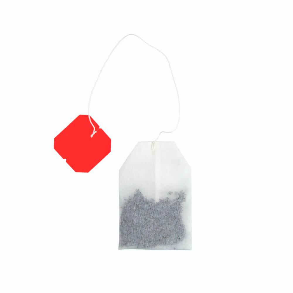 sachet de thé en papier