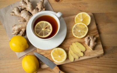 Infusion et thé vert au gingembre : ce qu'en dit la science
