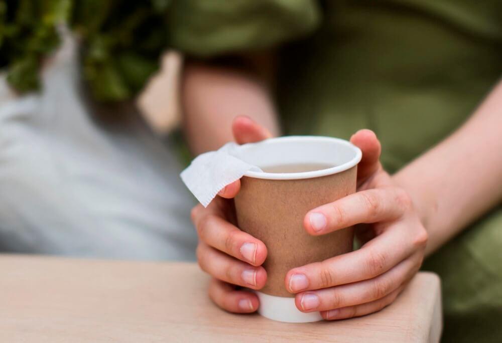 où poser son sachet de thé