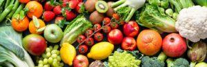 Fruits et légumes riches en antioxydants