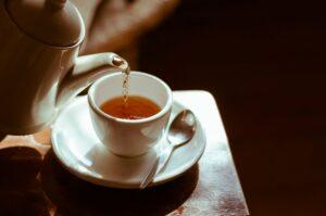 Thé au guayusa