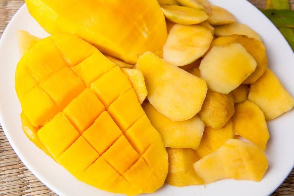 mangue, fruit tropical